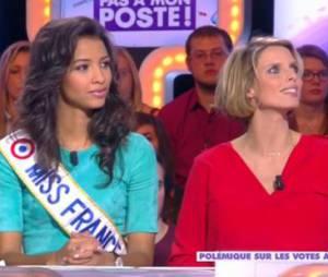 Flora Coquerel (Miss France 2014) : pour Sylvie Tellier, il n'y a pas de polémique