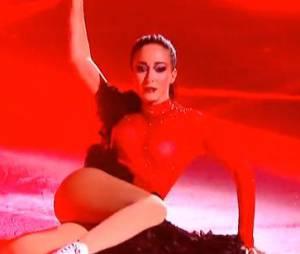 Ice Show : Kenza Farah a réussi son porté casse-tête lors de la finale