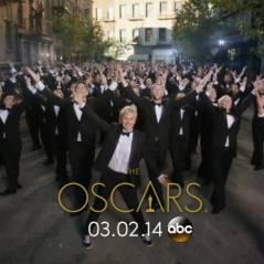 Oscars 2014 : le flashmob dansant d'Ellen DeGeneres