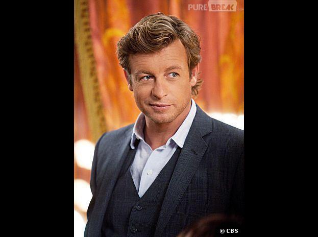 Simon Baker, élu homme le plus sexy de l'année 2013 selon un sondage TF1/Harris Interactive pour 50 mn Inside