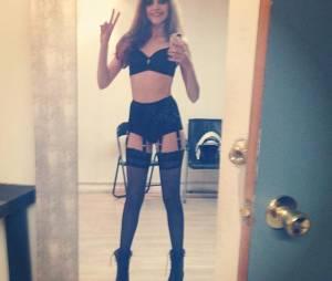 Solweig Rediger-Lizlow : célibataire et ambassadrice sexy pour la marque de lingerie Blackitten