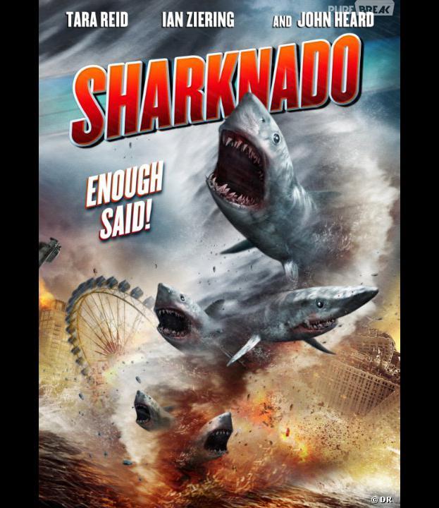 Sharknado, élu mot le plus inutile de l'année 2013 par l'American Dialect Society