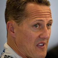 """Michael Schumacher : """"légère amélioration"""" de son état de santé"""