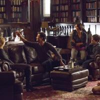 The Vampire Diaries saison 5 : premières photos de l'épisode 100