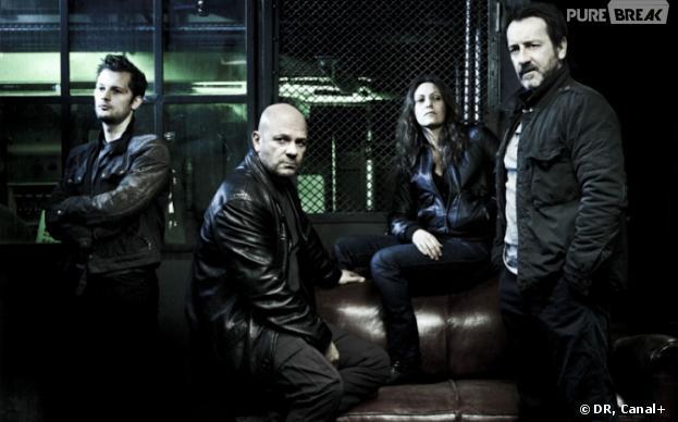 Braquo : la saison 3 débutera le 10 février 2013 sur Canal+
