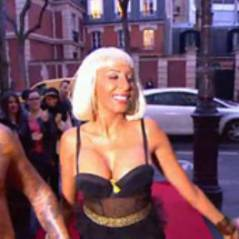 Afida Turner plus diva que Lady Gaga ? Une entrée de star dans Le Mag