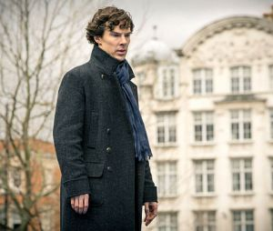 Sherlock saison 3 : Benedict Cumberbatch