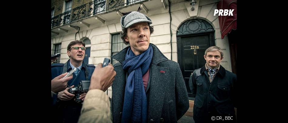 Sherlock saison 3 : Benedict Cumberbatch dans l'épisode 1