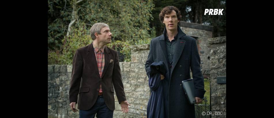 Sherlock saison 3, épisode 3 : un mort à venir ?