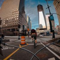 [PHOTOGRAPHIE] New York vu à travers les yeux d'un cycliste