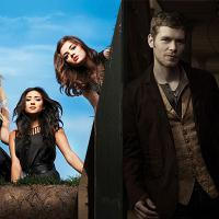 Pretty Little Liars VS The Originals : clash en bande-annonce et sur Twitter
