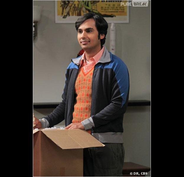 The Big Bang Theory saison 7 : Raj va retrouver l'amour