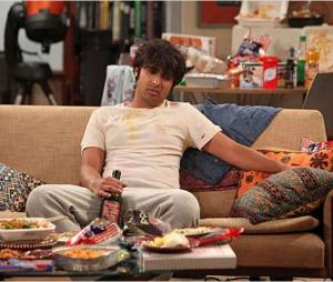 The Big Bang Theory saison 7 : Raj va retrouver l'amour