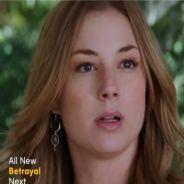 Revenge saison 3, épisode 14 : nouvel allié pour Emily pour son retour en mars