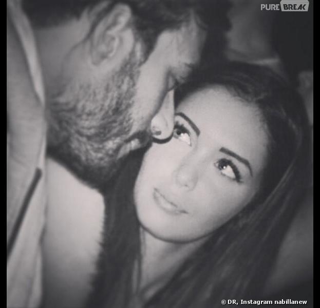 Nabilla Benattia : la photo qui met fin aux rumeurs sur sa rupture avec Thomas Vergara