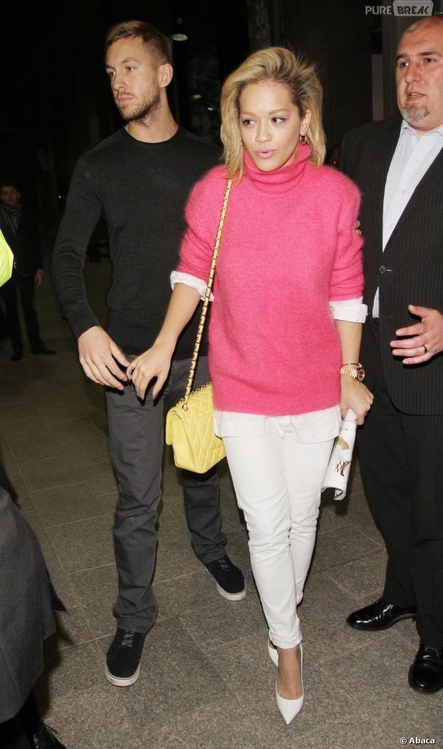 Rita Ora et Calvin se seraient remis en couple