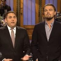 Leonardo DiCaprio : invité surprise du monologue de Jonah Hill au SNL