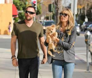 Heidi Klum et Martin Kirsten : rupture après un an et demi de relation
