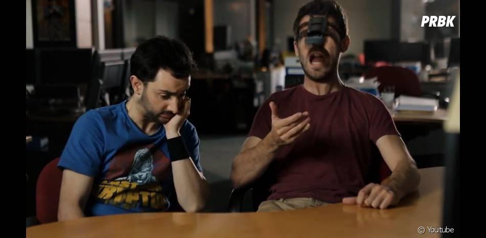 SURICATE (Golden Moustache) : deux Siri discutent dans la dernière vidéo du collectif de YouTubeurs
