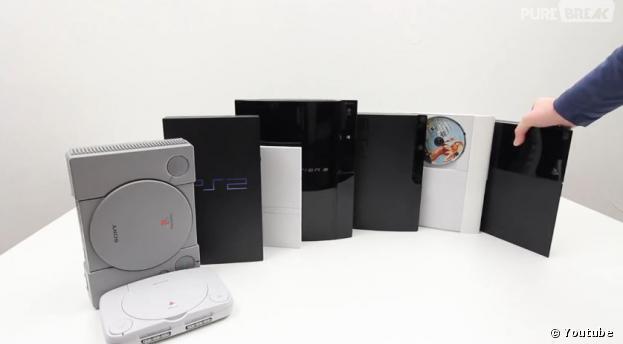 PS4 : de l'émulation de jeux PS1 et PS2 à l'étude ?