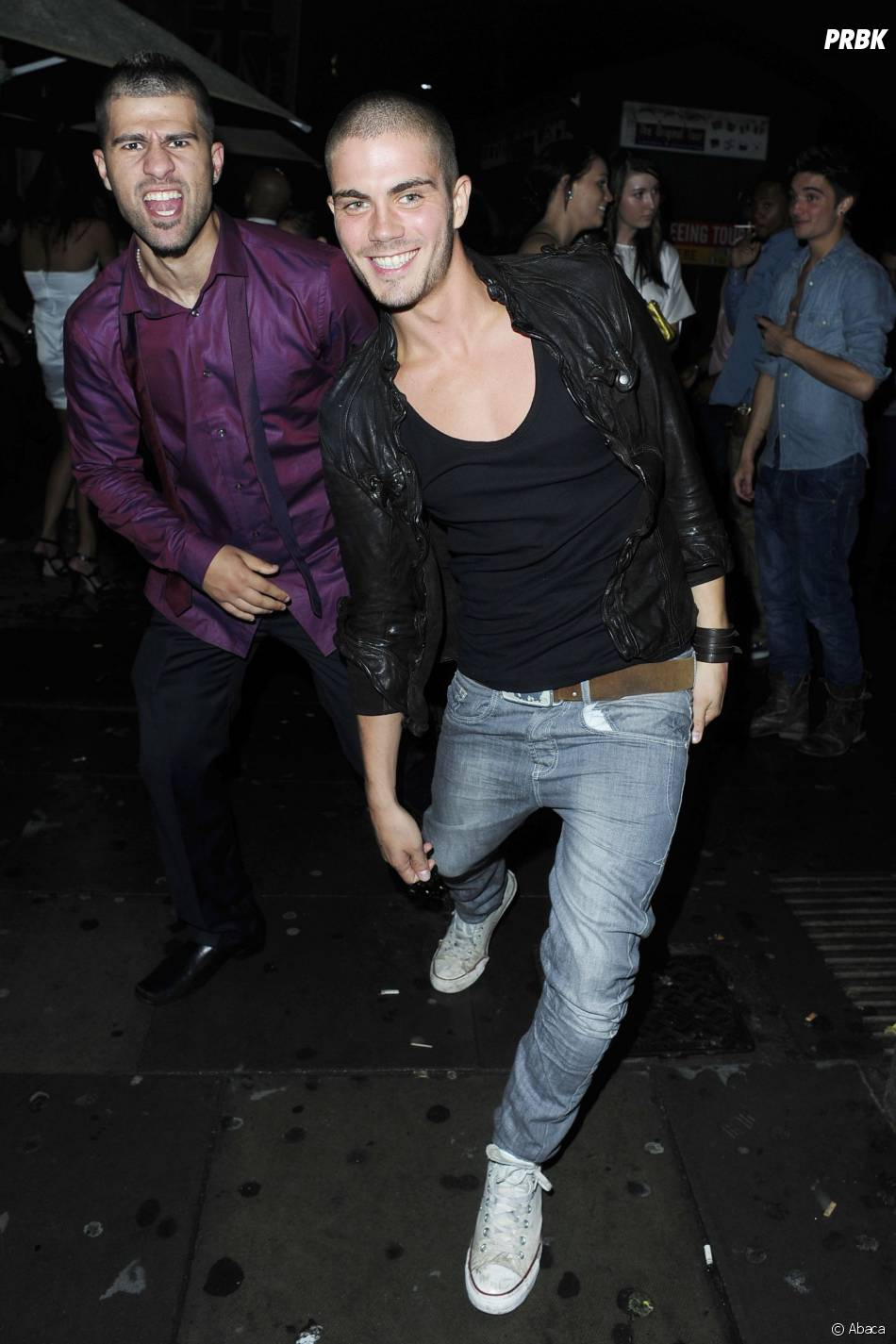 The Wanted : Siva Kaneswaran répond à Max George