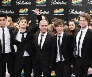 The Wanted : le groupe prend une pause