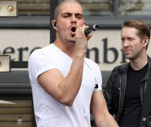 The Wanted : Max George s'était confié sur la pause du groupe
