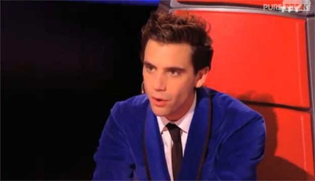 The Voice 3 : Mika déçu par certains candidats en retournant son fauteuil