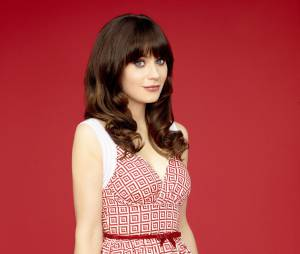 New Girl saison 3 : Zooey Deschanel interprète Jess