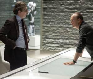 Gary Oldman face à Michael Keaton dans RoboCop de José Padilha