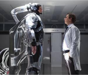 Joel Kinnaman et Gary Oldman : face à face intense dans RoboCop de José Padilha
