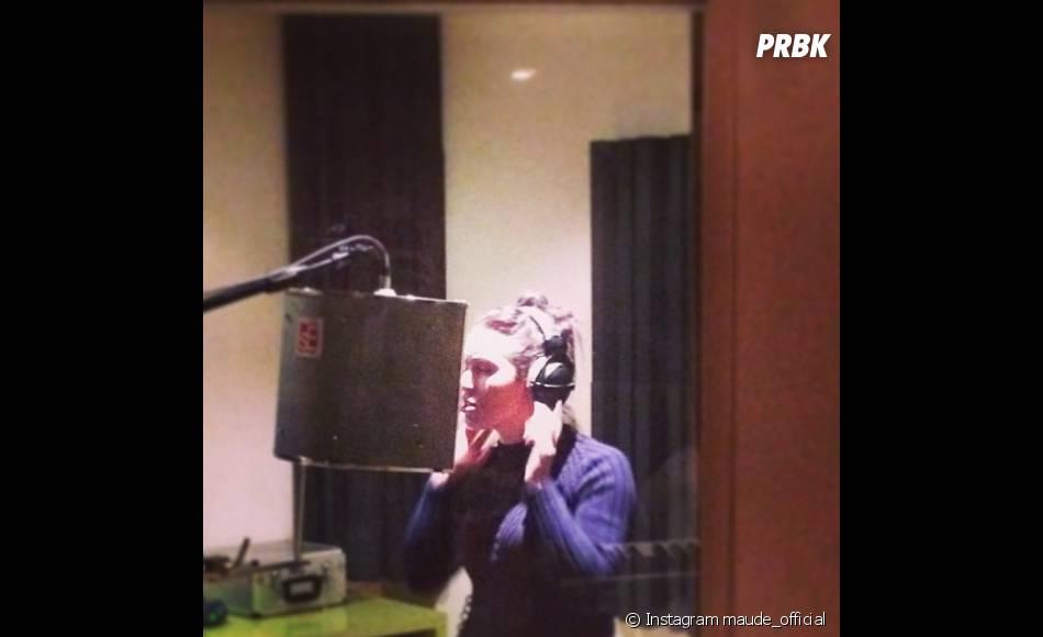 Les Anges de la télé-réalité 6 : Maude va poursuivre sa carrière de chanteuse en Australie