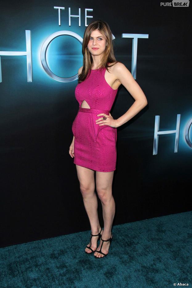 New Girl saison 3 : Alexandra Daddario au casting