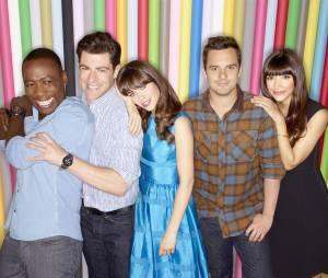 New Girl saison 3 continue tous les mardis sur FOX