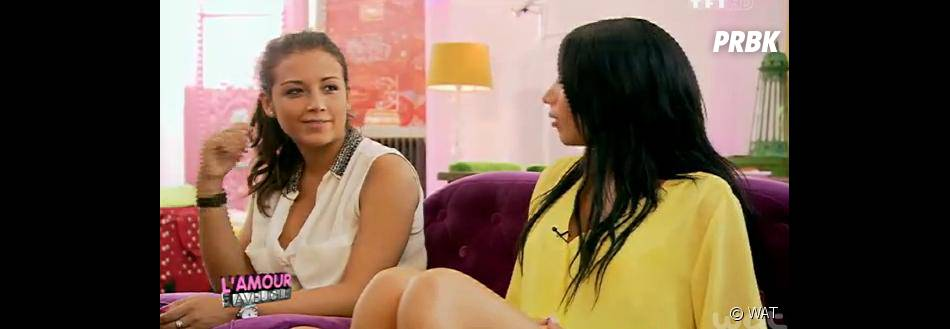 L'amour est aveugle : Sandrine ne valide pas le comportement de Marina