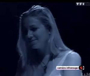 L'amour est aveugle : petit clash entre Joshua et Sandrine