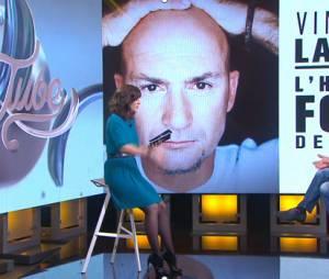 Vincent Lagaf : le présentateur du Juste Prix dans le Tube fait un appel du pied à France Télévisions, le 8 janvier 2014