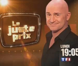 Vincent Lagaf présente le Juste Prix sur TF1 tous les jours à 19:05