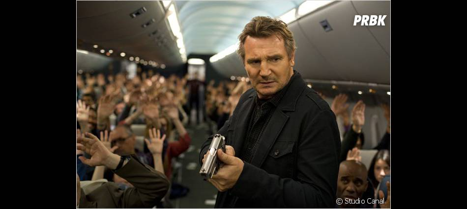 Non-Stop : Liam Neeson dans un film 100% action