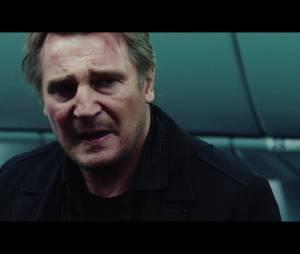 Liam Neeson dans un extrait de Non-Stop