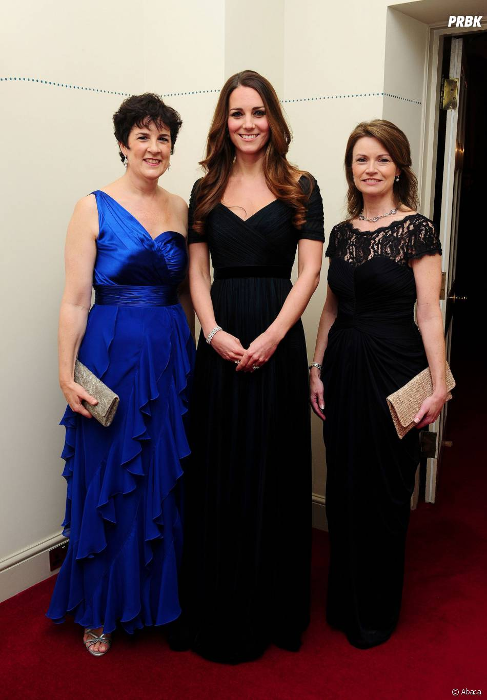 Kate Middleton recycle une ancienne robe