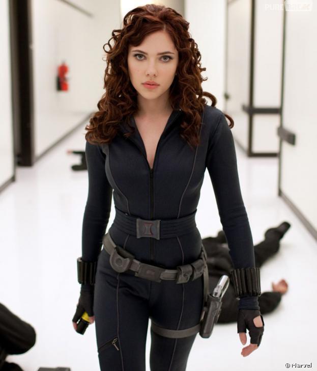 Scarlett Johansson bientôt star de son propre film Marvel ?