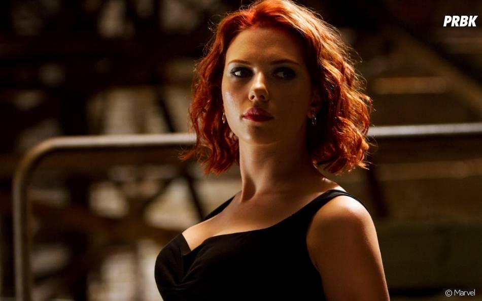 Scarlett Johansson : Black Widow, star d'un spin-off ?
