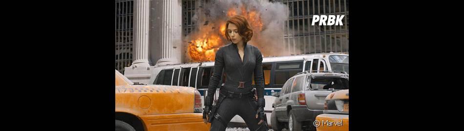 Scarlett Johansson pourrait avoir son film Marvel