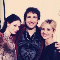 Sarah Michelle Gellar : retrouvailles Buffy sur le tournage de The Crazy Ones