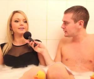 Alexandra (Les princes de l'amour) annonce vouloir se refaire les seins lors d'une interview avec Jeremstar
