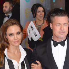Brad Pitt et Angelina Jolie, Leonardo DiCaprio... le tapis rouge des BAFTA 2014