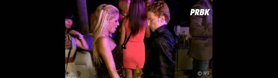 Les Princes de l'amor : Céline motivée pour séduire Anthony