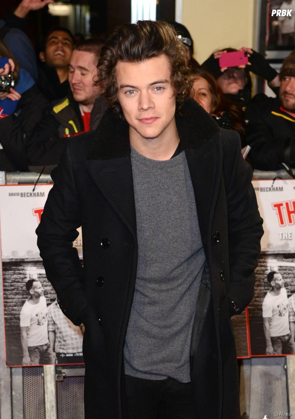 Harry Styles aime flirter