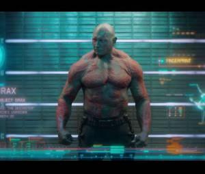 Gardiens de la Galaxie : Drax, incarné par Dave Batista